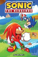 Cover image for Sonic the Hedgehog. Fallout. Part 3 [graphic novel]