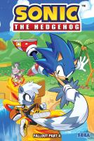 Cover image for Sonic the Hedgehog. Fallout. Part 4 [graphic novel]
