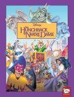 Imagen de portada para The hunchback of Notre Dame [graphic novel] : Disney comics