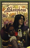 Cover image for Sleepless. Vol. 1 [graphic novel]