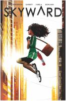 Cover image for Skyward [graphic novel]