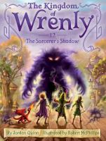 Cover image for The sorcerer's shadow. bk. 12 : Kingdom of Wrenly series