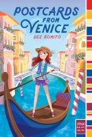 Cover image for Postcards from Venice