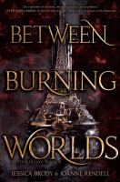Cover image for Between burning worlds. bk. 2 : System Divine series