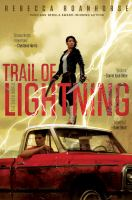 Cover image for Trail of lightning. bk. 1 : Sixth world series