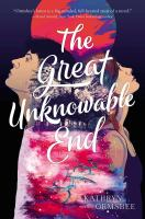 Cover image for The great unknowable end