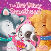 Cover image for THE ITSY BITSY SWEETHEART