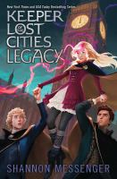 Cover image for Legacy. bk. 8 : Keeper of the lost cities series