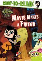 Cover image for Mavis makes a friend
