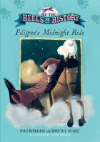 Cover image for Filigree's midnight ride : At the heels of history series