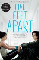 Cover image for Five feet apart [eBook]