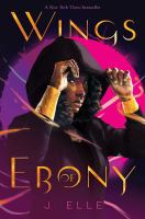 Cover image for Wings of ebony. bk. 1 : Wings of ebony series