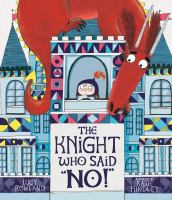 "Cover image for The knight who said ""no!"""
