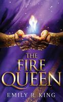 Imagen de portada para The fire queen. bk. 2 [sound recording CD] : Hundredth Queen series