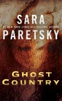Cover image for Ghost country [sound recording CD]