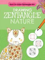 Cover image for Drawing zentangle® nature