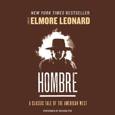 Cover image for Hombre [sound recording CD]