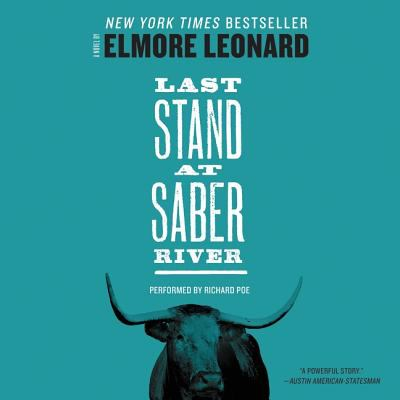 Cover image for Last stand at Saber river [sound recording CD]