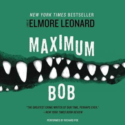 Cover image for Maximum Bob [sound recording CD]