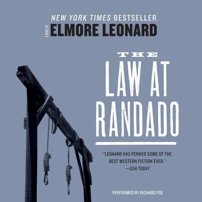 Cover image for The Law at Randado [sound recording CD] :