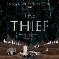 Cover image for The thief. bk. 1 [sound recording CD] : Queen's thief series