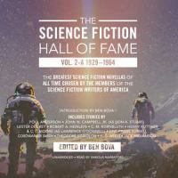 Cover image for The science fiction hall of fame, volume 2-A, 1929-1964 [sound recording CD]