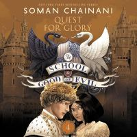 Cover image for Quests for glory [sound recording CD]. bk. 1 : School for good and evil series
