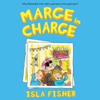 Imagen de portada para Marge in charge. bk. 1 [sound recording CD] : Marge series