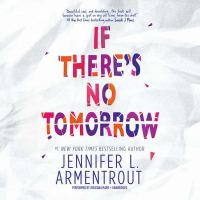 Cover image for If there's no tomorrow [sound recording CD]