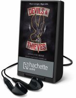 Cover image for Devils & thieves [Playaway]
