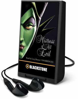 Cover image for Mistress of all evil [Playaway]