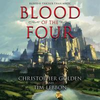 Cover image for Blood of the four [sound recording CD]