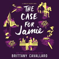 Cover image for The case for Jamie. bk. 3 [sound recording CD] : Charlotte Holmes series