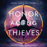 Cover image for Honor among thieves. bk. 1 [sound recording CD] : Honors series
