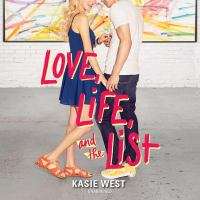 Cover image for Love, life, and the list [sound recording CD]