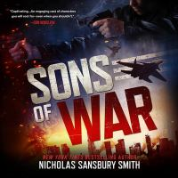 Cover image for Sons of war. bk. 1 [sound recording CD] : Sons of war series