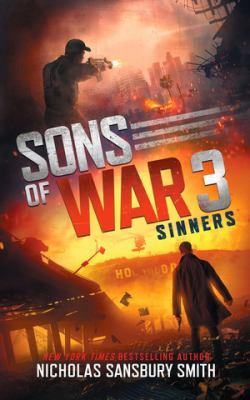 Imagen de portada para Sinners. bk. 3 Sons of war series