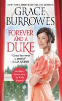 Cover image for Forever and a duke. bk. 3 : Rogues to riches series