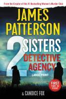 Imagen de portada para 2 SISTERS DETECTIVE AGENCY
