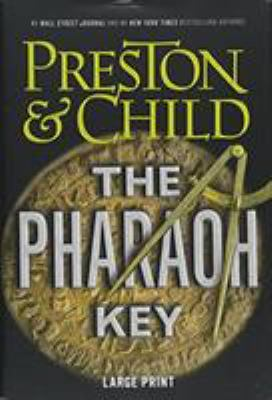 Cover image for The pharaoh key. bk. 5 Gideon Crew series