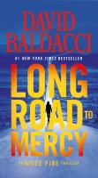Cover image for Long road to mercy. bk. 1 Atlee Pine series
