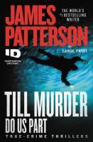Imagen de portada para Till murder do us part true-crime thrillers