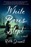 Imagen de portada para While Paris slept