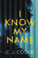 Cover image for I know my name