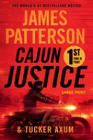 Imagen de portada para Cajun justice