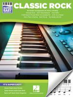 Cover image for Classic rock : Super easy songbook.