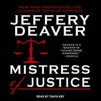 Cover image for Mistress of justice [sound recording CD]