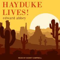 Cover image for Hayduke lives! [sound recording CD]