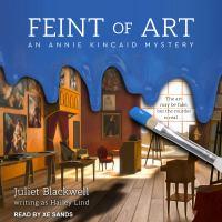 Cover image for Feint of art. bk. 1 [sound recording CD] : Art lover's mystery series