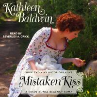 Cover image for Mistaken kiss